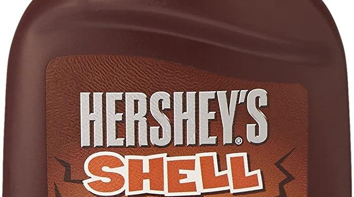 Hershey's Chocolate Shell Topping Recall 2021