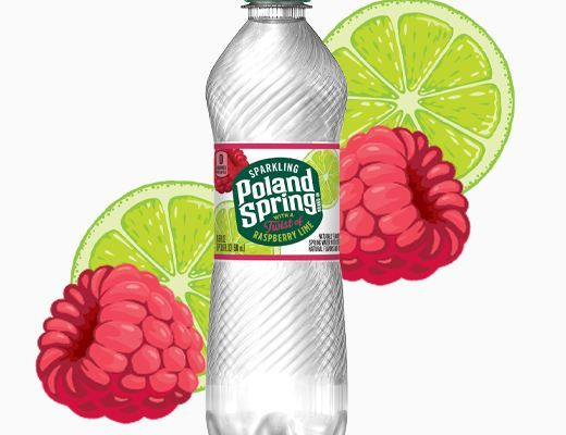 Poland Spring Sparkling Water Class Action Lawsuit Raspberry Lime