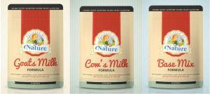 Designed by NatureMilk Powder Formula Recall 2021