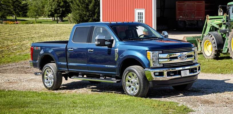 Ford F-Super Duty: F350 Loading Capacity Class Action Lawsuit 2021 David Rathmann
