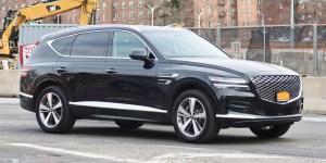 Hyundai Genesis GV80 Unstable Class Action Lawsuit 2021 - GV80 SUVs Shudder, Vibrate, Veer Off