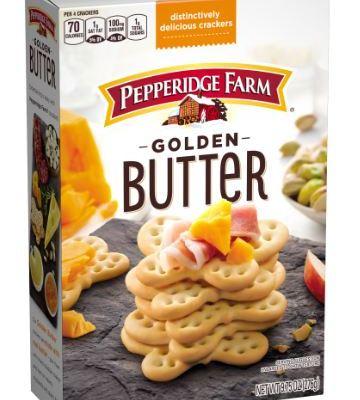 Pepperidge Golden Butter Cracker Class Action Lawsuit 2021