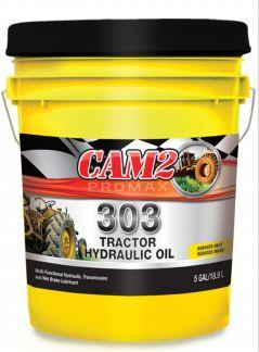 CAM2 303 Tractor Hydraulic Fluid Settlement 2021
