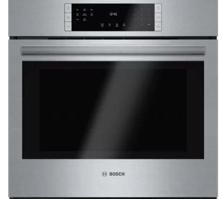 Bosch 800 Oven Class Action Lawsuit 2021 - Purposedly Selling Defecting Control Panels