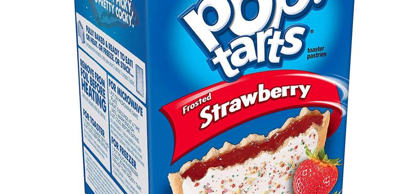 Kellogg's Frosted Strawberry Pop-Tarts Class Action Lawsuit 2021