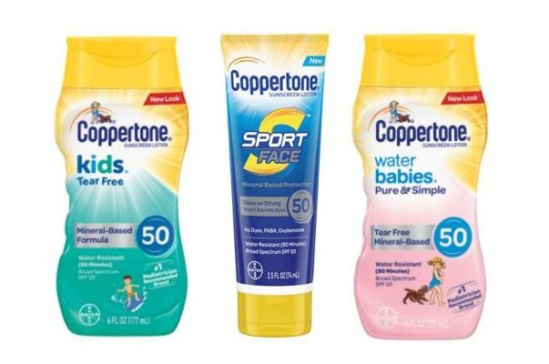 Coppertone Mineral-based Sunscreen Settlement - $2.25 Million Over False Chemical Free Claims