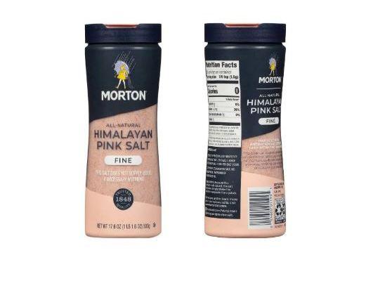 Morton Himalayan Pink Salt Class Action Lawsuit 2021 - Pakistani Salt Or Himalayan Salt