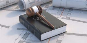 construction labor law concept