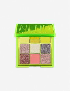 Huda Beauty Neon Obsessions Settlement - Eye-Shadow Product Not Meant For The Eyes