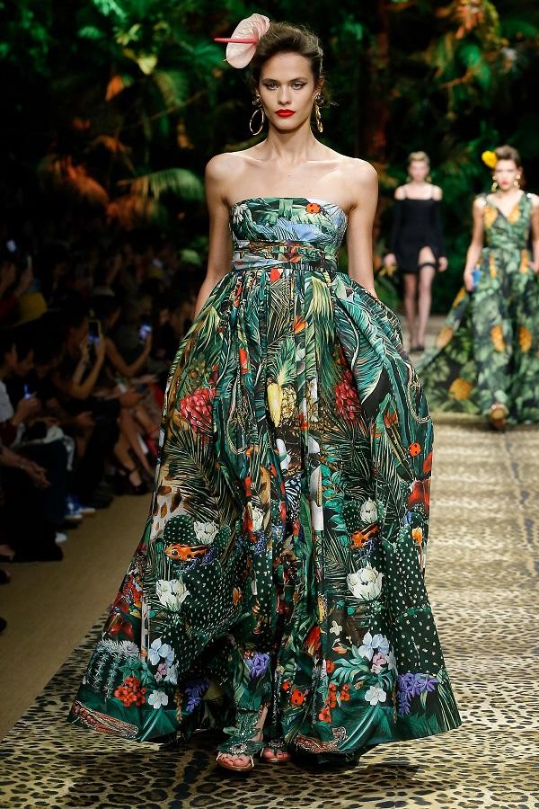 Dolce & Gabbana donna primavera estate 2020: foto sfilata ...