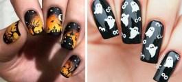 Unghie per Halloween : foto nail art spaventose, mostruose, horror