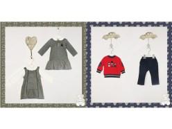 Texkids bambino e bambina 0/3 anni collezione P&C Autunno Inverno 2020-2021