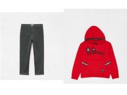 Abbigliamento bambino 3-10 anni autunno inverno 2020/2021 OVS