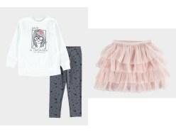 Piazza Italia abbigliamento bambina autunno inverno 2020/2021