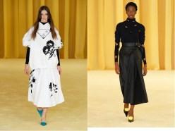 Prada moda donna primavera estate 2021