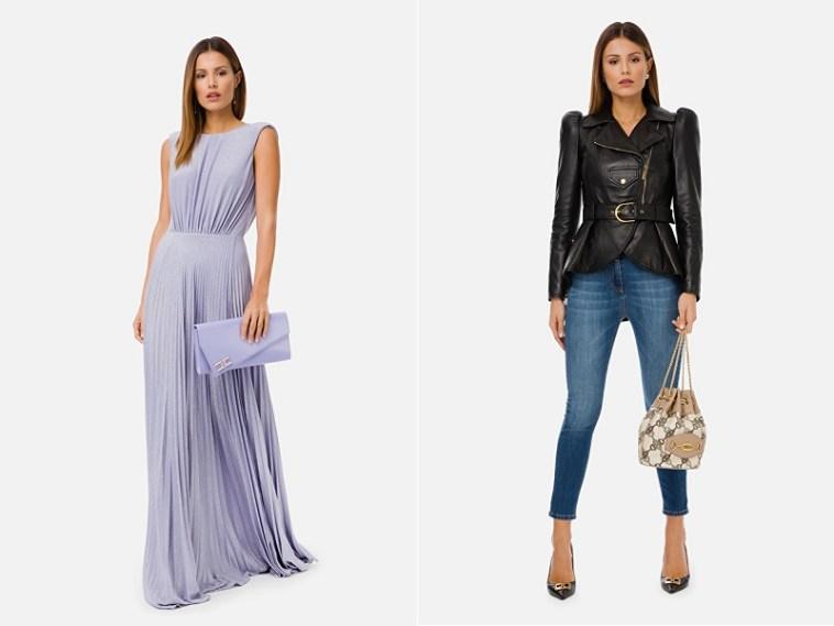 Elisabetta Franchi collezione abbigliamento donna primavera estate 2021 -  Consigli per Tutti