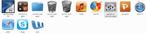 Come si cambia un'icona e come si crea senza download!!