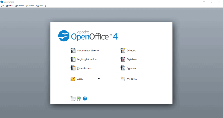 Come installare OpenOffice su Windows.