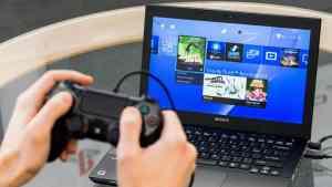 Come collegare il computer alla PS4 giocando in remoto!