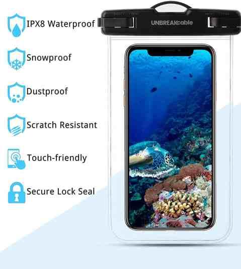 Custodia Waterproof