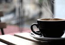 caffè la mattina