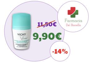 vichy deodorante antitraspirante 48h acquista