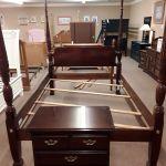 Thomasville Cherry Bedroom Set Delmarva Furniture Consignment