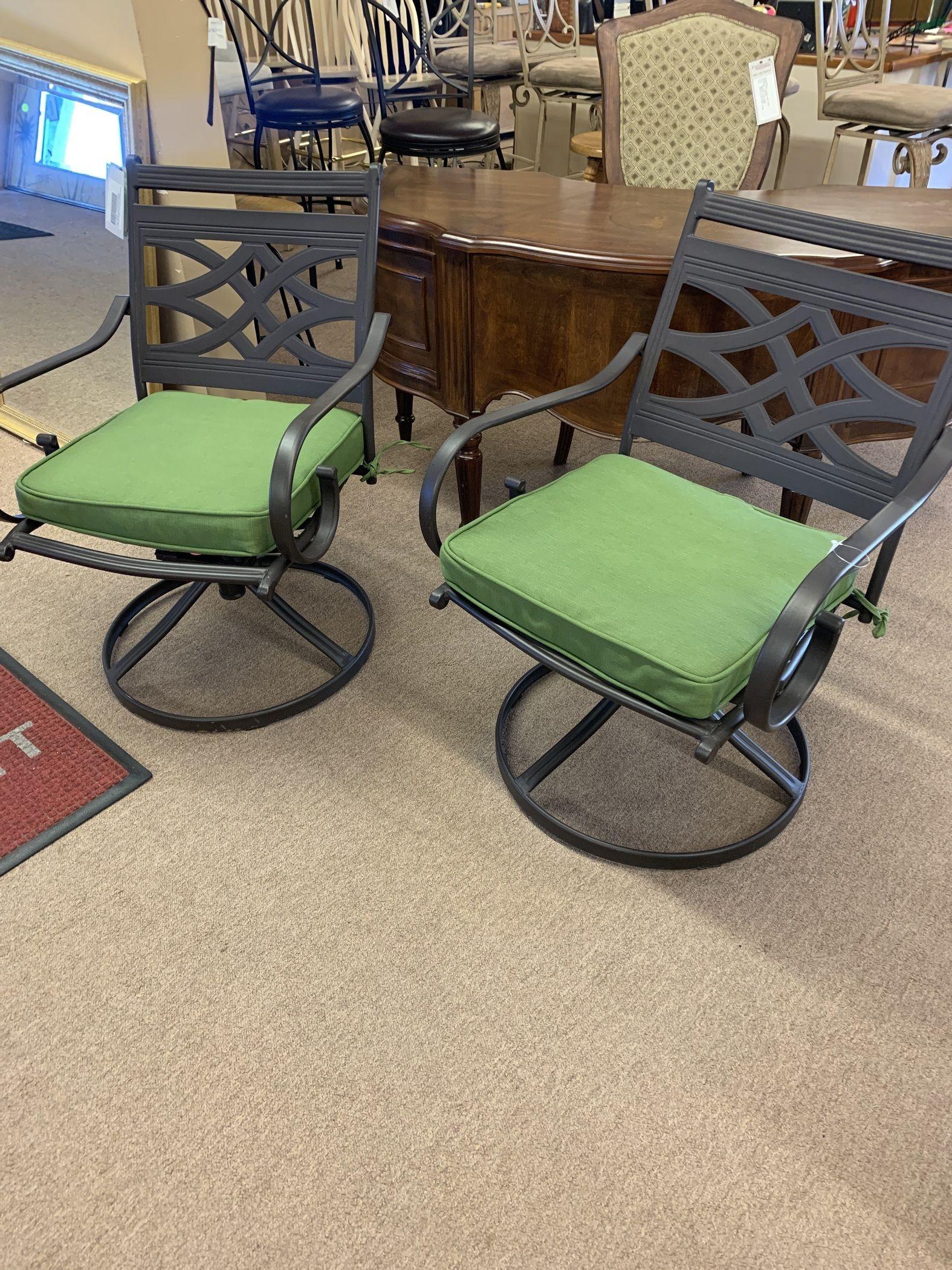 pr outdoor swivel patio chairs