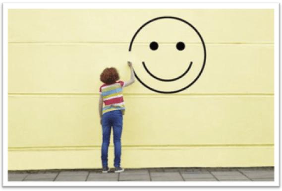 como pensar positivo y ser feliz