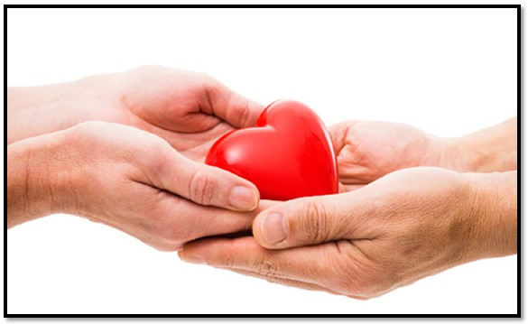 como ser generoso