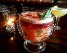 Drinks at Buffalo Proper in Buffalo, NY