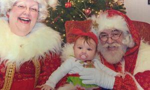 Santa Claus Indiana Santa Photo
