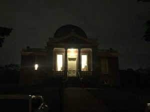 Late Night Date Night at Cincinnati Observatory