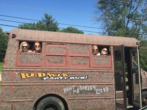 Redneck Party Bus