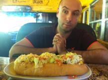 Homewrecker Challenge at Hillbilly Hotdogs