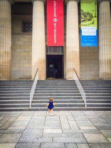Making the Cincinnati Art Museum Accessible to Everyone