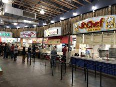 Columbus Zoo food court