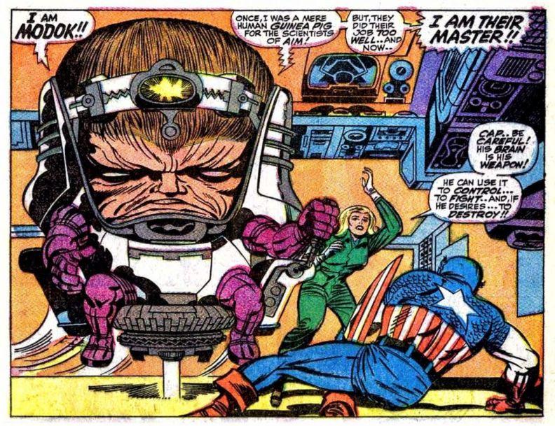 Marvel's Avengers' Will Battle M.O.D.O.K in New Video Game | Conskipper