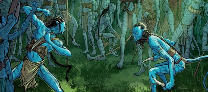 Return to the World of Pandora in Dark Horse Comics 'Avatar: The Next Shadow'