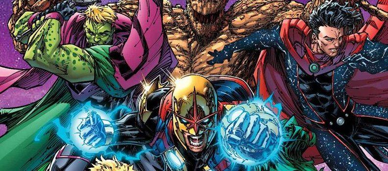 Al Ewing and Juan Frigeri Usher in Marvel's New Space Age in 'Guardians of the Galaxy' #13