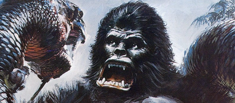 'King Kong (1976) Collector's Edition' Blu-Ray Coming in May From Scream Factory