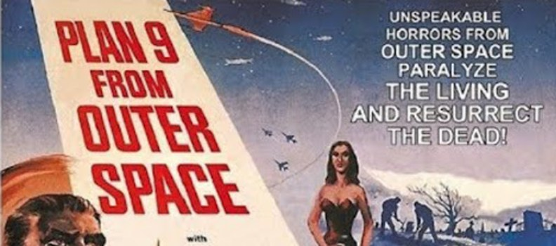 SF Sketchfest's Table Read of 'Plan 9 From Outer Space' To Debut at TCM Classic Film Fest