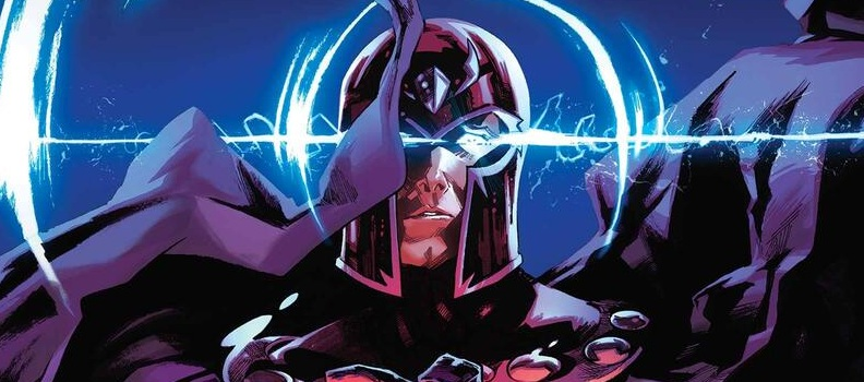 Magneto Goes on Trial This August