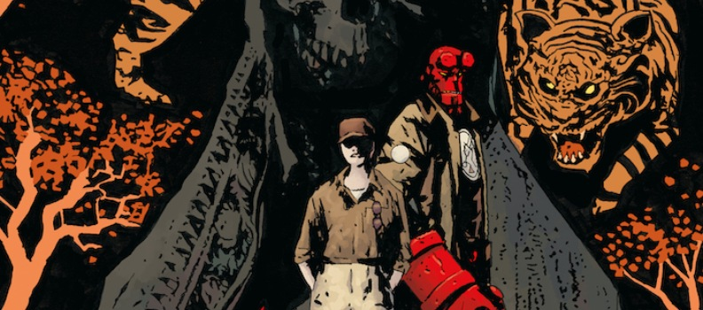 The 'Hellboy & The B.P.R.D.' 1950's Series Wraps Up the Decade With Five Interconnected One-Shot Comics