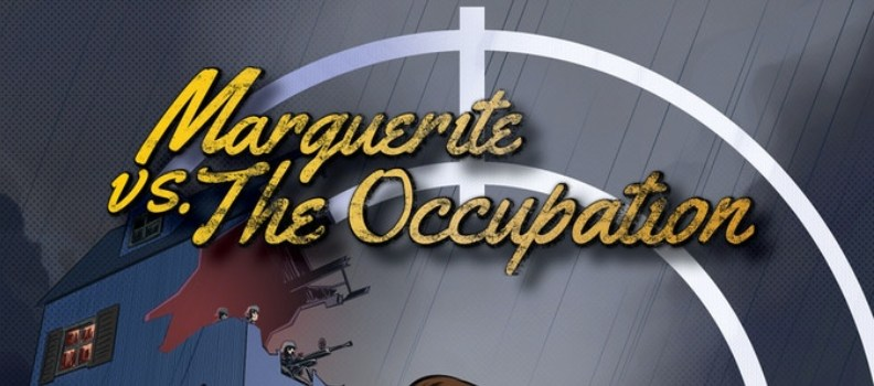John Luzar and Kasey Quevedo of 'Marguerite vs. The Occupation': The Conskipper Interview