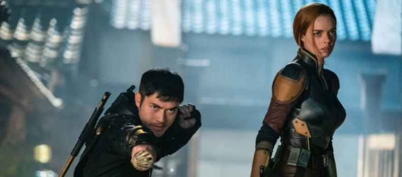 'G.I. Joe Origins: Snake Eyes' Stumbles Into Second Place at Weekend Box Office