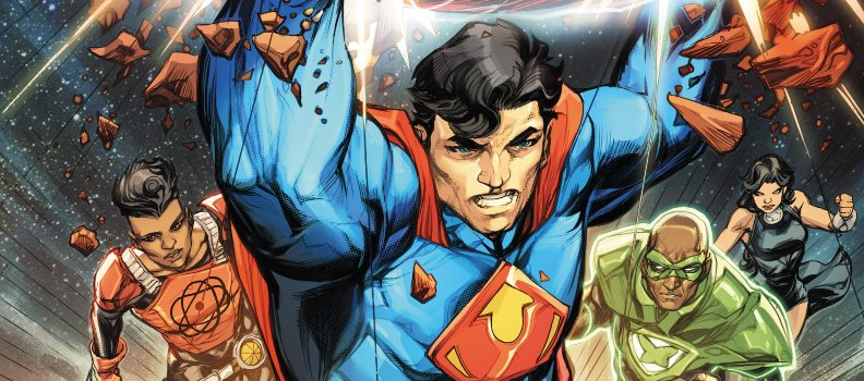 'Crime Syndicate' Writer Andy Schmidt: The Conskipper Interview