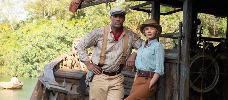 'Jungle Cruise' Steams Into Port in First Place at Weekend Box Office