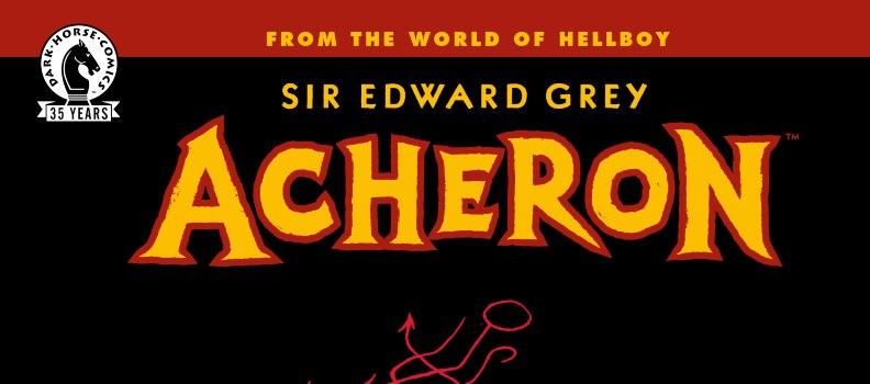 Mike Mignola Returns to Sequential Art on 'Sir Edward Grey: Acheron'