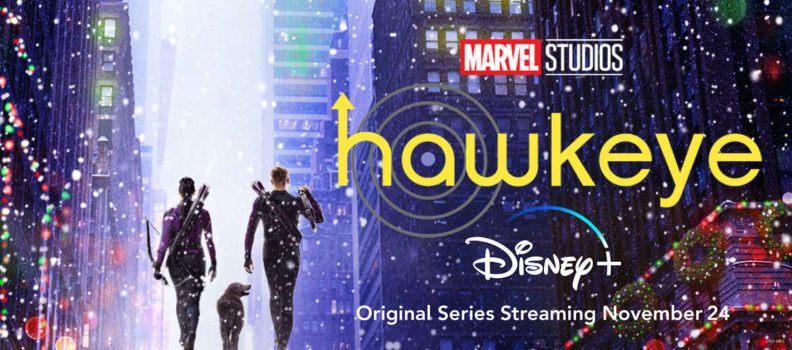 Marvel Shoots for a Bullseye with New 'Hawkeye' Trailer